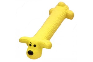 CAO STICK AMARELO LATEX 22CM